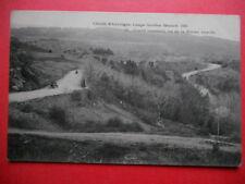COUPE GORDON BENNETT 1905  -  Le Grand Tournant vu de la Roche Percée.
