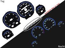 LETRONIX Plasma Tacho Tachoscheiben EL-Dash Opel Corsa B Tigra A 20-200Km/h #