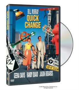 MURRAY,BILL-Quick Change (US IMPORT) DVD NEW