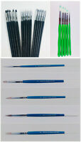 Dental Silicone Brush Pen Adhesive Composite Resin Cement Porcelain Brushes