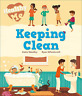 Katie Woolley-Healthy Me: Keeping Clean BOOK NEUF