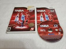 NBA 2K13 Nintendo Wii *Complete*Tested*Free Shipping*