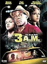 3 A.M. - Danny Glover Pam Grier Michelle Rodriguez (DVD, 2002) NEW#