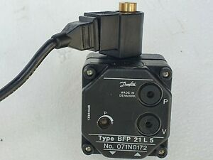 DANFOSS BFP 21 L 5 Oil Burner Pump # NEW