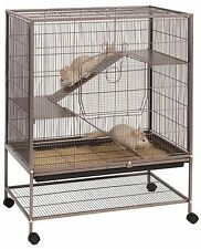 LARGE CAGE FOR RATS, CHINCHILLAS,FERRETS, CHIPMUNKS, OR OTHER  ANIMAL