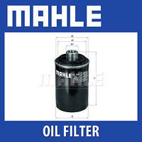 MAHLE Oil Filter - OC456 (OC 456)  - Genuine Part