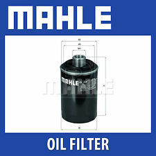 MAHLE Oil Filter - OC456 (OC 456)  - Genuine Part