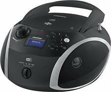 Gtundig GRB 4000 BT DAB+ Tragbare Radio Boombox mit Bluetooth, CD-Player, MP3
