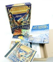 Pharaon Gold - Jeu PC + Extension Cléopatre - Big Box / Boite cartonnée