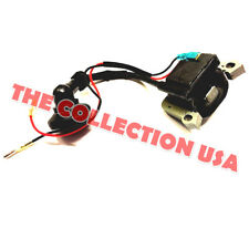2 Wire Ignition Coil 43cc 49cc 50cc Gas Scooters Pocket Bikes