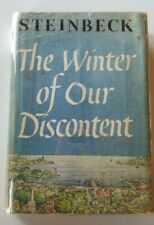 JOHN STEINBECK ~ THE WINTER OF OUR DISCONTENT 1st Ed 1961 HC DJ