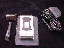 Wet / Dry RECHARGEABLE SHAVER Single Foil - travel NEW!