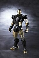 S.H.Figuarts Iron Man Mark 6 Black Ver Action Figure BANDAI TAMASHII NATIONS