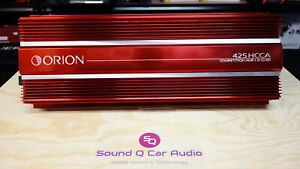 Orion 425HCCA Rare Old School Competition Cheater Amplifier. Made In USA