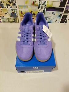 🟢 New adidas Samba OG W Retro Classic Athletic Low Womens US 10