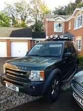 LAND ROVER DISCOVERY 3 TDV6 AUTO HSE SPEC. - for repairs