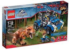 LEGO 75918 Jurassic World T-Rex Tracker MINT SEALED RETIRED Imperfect Box