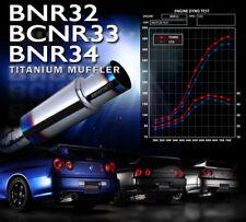 TOMEI EXPREME Ti CATBACK EXHAUST FOR SKYLINE R32 GTR BNR 32 GTR RB26-440009