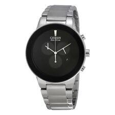NEW Citizen Axiom Men's Eco Drive Watch - AT2240-51E