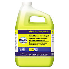 Dawn Professional Manual Pot & Pan Dish Detergent Lemon 57444EA