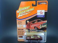 2020 JOHNNY LIGHTNING 1968 AMC AMX MUSCLE CAR USA VS. B REL 1 #3 1:64