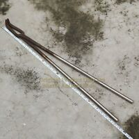 Big Heavy Blacksmith Tong For Forging Work Collectible Original Tools