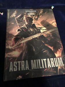 2013 Warhammer 40K Codex Astra Militarum Book