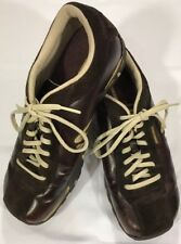 Skechers Women's Brown Leather & Suede Shoes Size 8