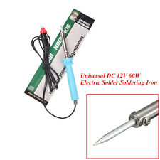 Car Pickup Cigarette Lighter Socket Electric Solder Soldering Iron Universal 12V