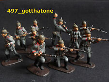 Painted Plastic Pre-1500 1:32 Airfix Toy Soldiers