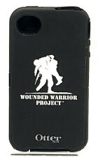 "Open Box Rugged Case by Otterbox Defender for 3.5"" iPhone 4s & 4 Wounded Warrior"