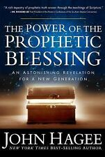 THE POWER OF THE PROPHETIC BLESSING by John Hagee - Paperback  **BRAND NEW**