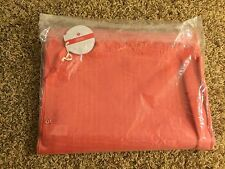 NWT Lululemon Mudra Scarf In ATTP Atomic Red READ INTL SHIP