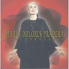 Pradera, Maria Dolores : As De Corazones CD