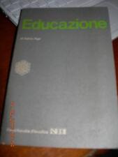 EDUCAZIONE FULVIO PAPI enciclopedia filosofica isedi 1978 brossurato