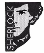 Sherlock TV Series Logo Embroidered Iron On Patch