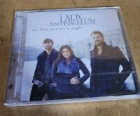 Lady A - On This Winter's Night - NEW SEALED CD 2012 Antebellum 12 Tracks