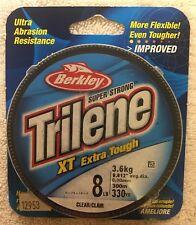 Berkley Fishing 1279697 Filler Spool Trilene Xt, Clear - Line - 330 Yards, 8 lb