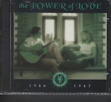 the power of love 1985 - 1987 2cd