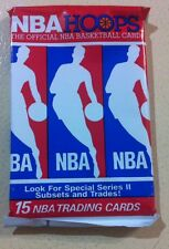 NBA Hoops Series 2 - Basketball Cards 1990/91 Pack Sealed
