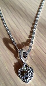 Mother gift 925 Silver Necklace Chain 18inch