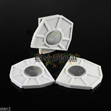4pcs NEW Dental Plastic Magnetic Articulator Articulating Mounting Plates