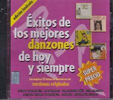 Acerina y Su Danzonera Exitos De Los Mejores Danzones De Hoy Y Siempre CD New