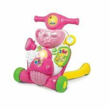 B-WARE Lauflernwagen Kleinkinderspielzeug Clementoni  Licht & Sound Italienisch