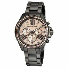 Michael Kors MK5879 Women's Wren Watch - Black