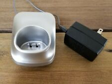 Panasonic Pnlc1010 Ya Cradle Dock Charger & Adapter for Cordless Handset Phone