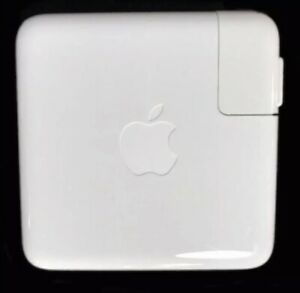 Genuine OEM APPLE A1719 87W USB-C Power Adapter Charger For Macbook Pro USBC