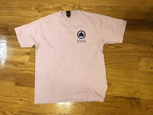 Mens OnlyNY Only NY City of New York Parks & Recreation t shirt Large Lavender