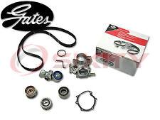 GATES 06-08 Subaru Forester 2.5L H4 SOHC Timing Belt Water Pump Kit TCKWP OE ub
