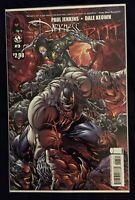 THE DARKNESS/PITT #3 Cover B 1st Print. Top Cow/Image Comics 2009 Unread NM.